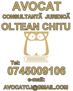 AVOCAT – CONSULTANTA JURIDICA OLTEAN CHITU – TEL 0745009106 l